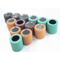 Rubber cots for spinning machine