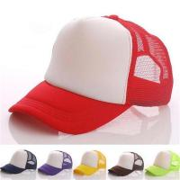 Buy cheap Latest Design Dri Fit Sport Fitted Mesh Running Cap product