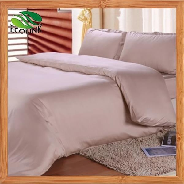 Quality Bamboo Fiber Bedding Set Bamboo Bed Sheet Bed Linen for sale