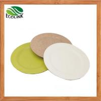 Buy cheap Eco-Friendly Biodegradable Bamboo Fiber Powder Dinner Set with Dinner Plate Bowl Cup product