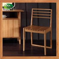 Buy cheap Bamboo Wood Dining Chair Arm Side Chair product