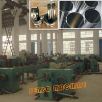 China Stainless Steel Pipe Cold Ring Rolling Machine on sale