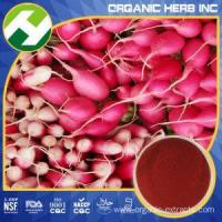 Buy cheap Red Radish Color Natural Red Pigment product