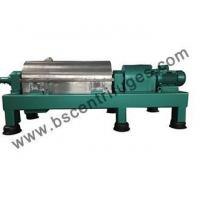 Buy cheap High Configuration Fish Meal/ Fish Oil Decanter Centrifuge For Animal Oil Treatment product