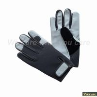 Buy cheap Pigskin working gloves MG017P product