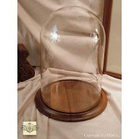 Buy cheap Glass Domes - Large 9-3/4 x 15H product