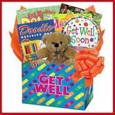 Buy cheap Kids Get Well Gift Box of Things to Do product