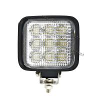 China 5 inch 27W square agricultural led light on sale