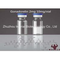 High Purity Protein Peptide Hormones Gonadorelin Acetate GnRH For Prostate Cancer