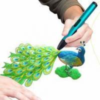Buy cheap Screen High definition DW 3D Pen X4 Easily Control Four Color Available product
