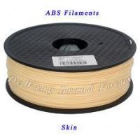 Buy cheap Biodegradable Material 3d printing pen filament , recycle abs filament 1.75mm product