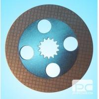 Buy cheap Paper Friction Material brake disc of High-power tractors product