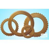 Buy cheap Paper Friction Material Copper-Base P/M Friction Material Of Wet Application product