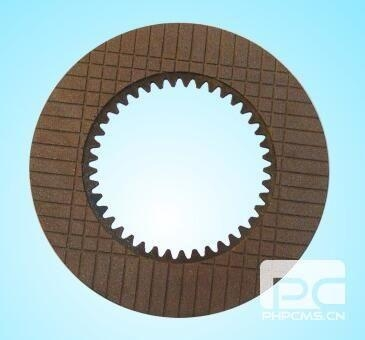 Quality Paper Friction Material 3 t forklift power shift gearbox friction plate for sale