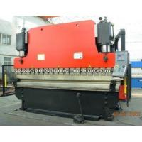 China Automatic Folding Sheet Metal Press Brake / Metal Sheet Bender Machine on sale