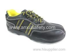 Quality Low Cut Safety Shoes AX16010 steel toe safety shoes for sale