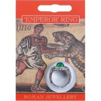 Buy cheap Emperor Gem Ring - Pewter product