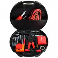 China Picnic at Ascot Auto Roadside Emergency Tool Kit - 132 Pieces on sale