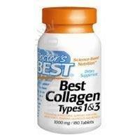 China Doctors Best Collagen Types 1 & 3 1,000mg, 180 Tablets on sale