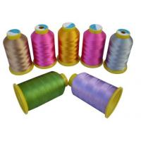 Buy cheap Rayon Embroidery Thread 120D/2 product