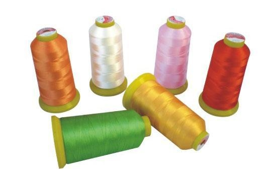 Quality Polyester Embroidery Thread 120D/2 for sale