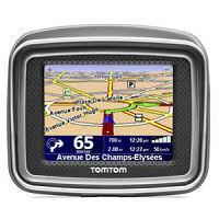 China TomTom 1K00.180 Rider 2 Motorcycle GPS with Pre-Loaded Maps of USA & Canada wholesale