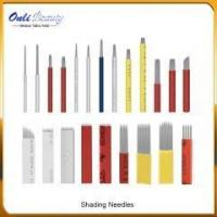 Buy cheap Nano Needle Blades Dia 0.18mm Microblading Sterile Needles Blades 50pieces product