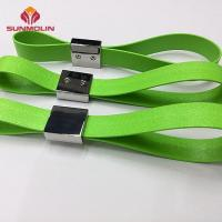 China Green fire resisting tpu coated bus handle wholesale