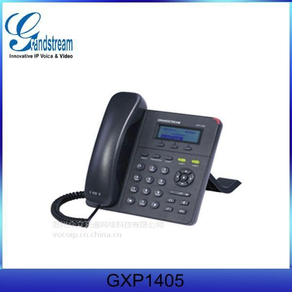 Quality Grandstream IP Telehone GXP1400/1405 2 lines standard HD IP phone for sale