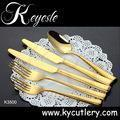 Buy cheap set of cutlery stainless steel 18/10,cutlery set,gold cutlery set product