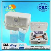 China PU CFC Free Blood Cold Chain Box For Blood Sample Transportion And Carriers on sale