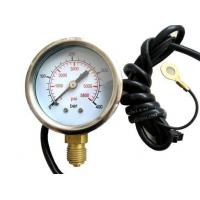 Buy cheap Car modified accessories Photoelectric Hall sensor pressure gauge (with wire harness) product