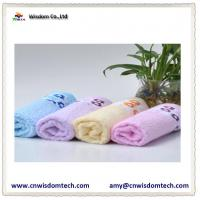 Buy cheap 100% cotton towel jacquard satin from wholesalers