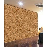 Buy cheap Cork Wall Tile - Acoustic Cobblestone Black from wholesalers