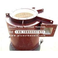 Buy cheap wear resistant ceramic lined hydrocyclone product