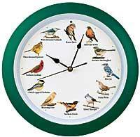 Buy cheap Eight Inch Bird Clock from wholesalers