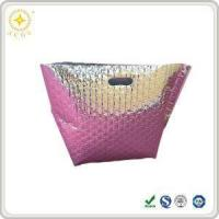 Buy cheap Wholesale Reusable Insulated Thermal Cooler Freezer Packaging Bag product
