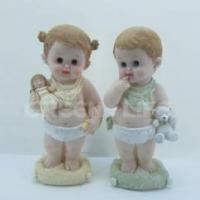 Buy cheap GF-102720-1GS Resin souvenir baby shower gifts from wholesalers
