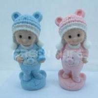 Buy cheap GF-106910GS Resin souvenir baby shower gifts from wholesalers