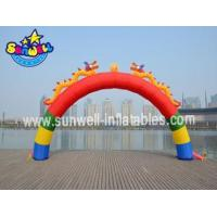 Buy cheap Inflatable Arch SW-AC003 product