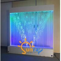 LED Programmed Dancing Bubble Fountain Wall for Home and Commerce