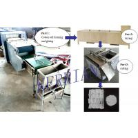Buy cheap Dental cotton roll production line product