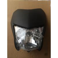 China HEADLAMP COVER BLACK WITH HEADLIGHT ASSEMBLED,DAYTONA RX250 wholesale