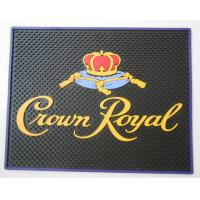 Buy cheap Crown Royal Canadian Whisky Rail Bar Mat Runner Drip Mat New product
