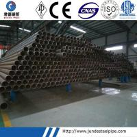API 5L GrB ASTM A53 GrB Large Diameter ERW Pipe
