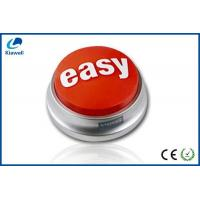 Buy cheap Easy buttons talking push buttons product
