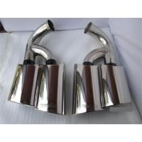 Benz muffler tail mouth