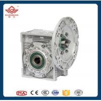 Aluminum foot mounted worm types of steering gear box
