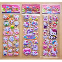Custom Puffy Stickers KMT-CPS010
