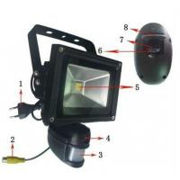 Buy cheap Security / surveillance Covert Camera,with FLOOD LIGHT product